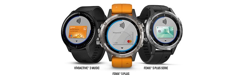 Ook altijd al willen betalen met jouw eigen Garmin Smartwatch?